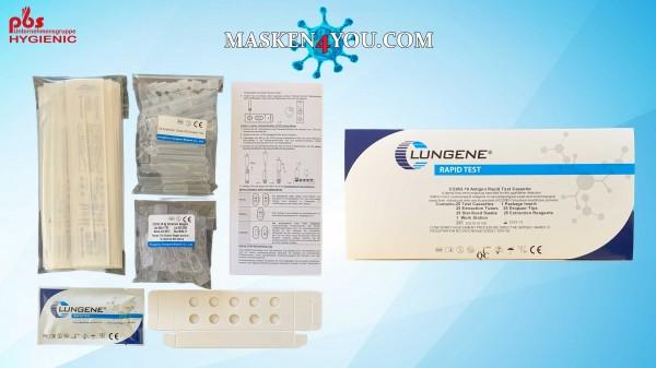 Clungene COVID-19 Antigen Rapid POC Test