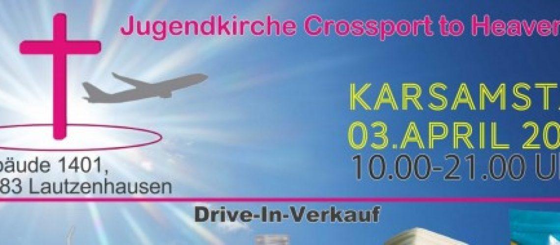 Crossport to Heaven_Drive-In
